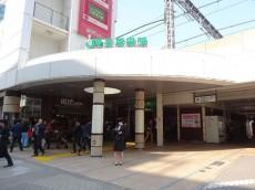 五反田リーラハイタウン_駅周辺