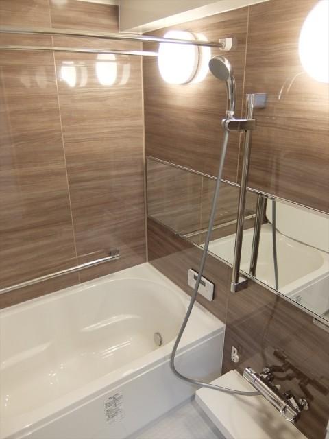 五反田リーラハイタウン_浴室