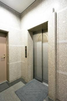 藤和渋谷常磐松ホームズ エレベーターホール