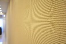 藤和渋谷常磐松ホームズ 玄関廊下の壁