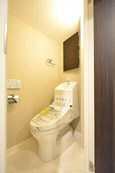 第18宮庭マンション トイレ