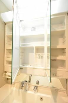 第18宮庭マンション 洗面台