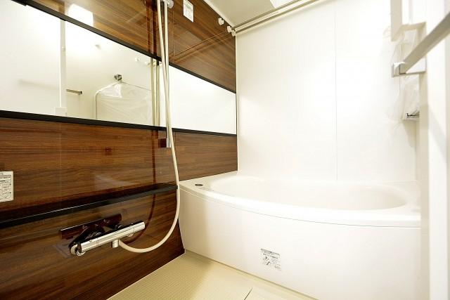 第18宮庭マンション バスルーム