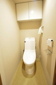 藤和渋谷常磐松ホームズ トイレ