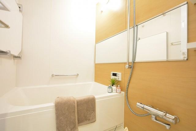 南青山ロータリーマンション バスルーム