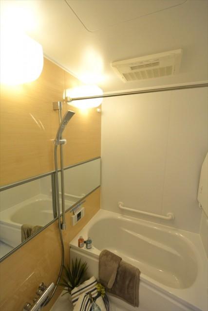 目黒サンライズマンション 浴室
