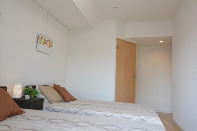 目黒サンライズマンション 6.5帖洋室収納