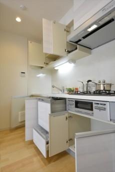 目黒サンライズマンション キッチン