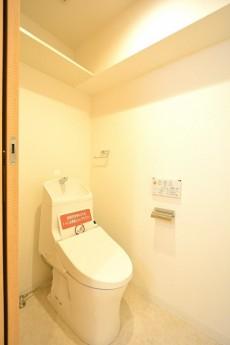 秀和第二三田綱町レジデンス トイレ