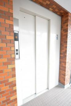 ニューウェルハイツ高輪 エレベーター