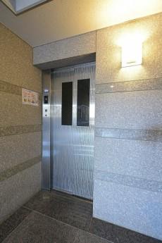 アルカサル世田谷上町 エレベーターホール