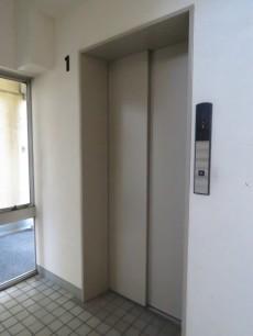 デボスハイツ エレベーター