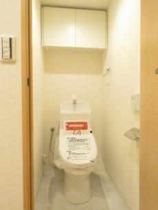 クレール八幡山 トイレ