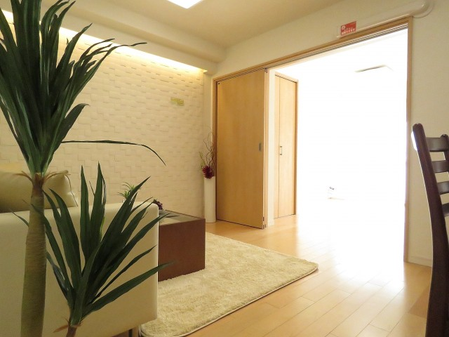 クレール八幡山 LDK+洋室