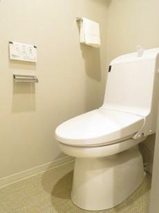 平河町リリエンハイム トイレ
