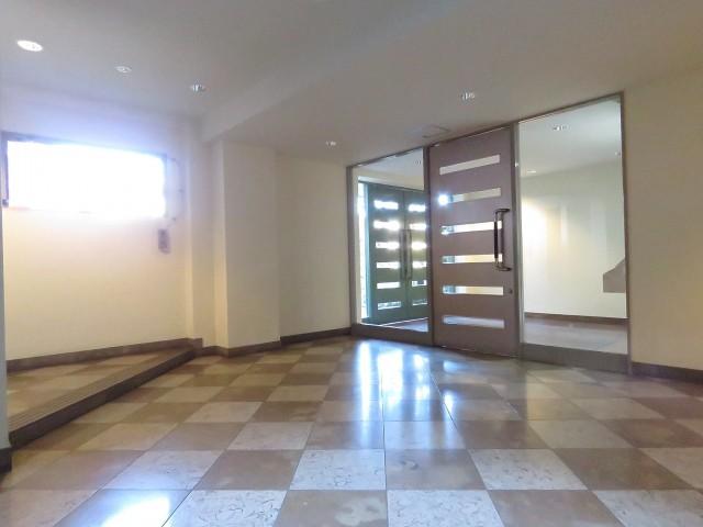 上北沢五丁目パーク・ホームズ エントランスホール