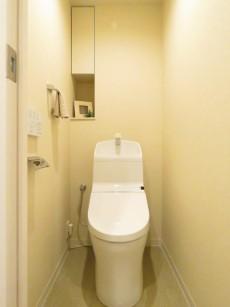 上北沢五丁目パーク・ホームズ トイレ