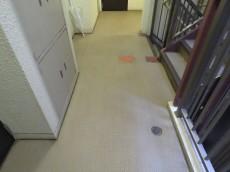 サンハイム永田町 共用廊下