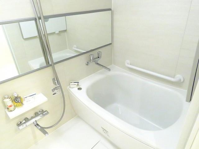 メゾンドール明石 バスルーム