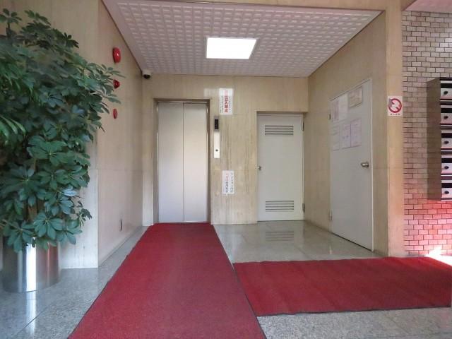 メゾンドール明石 エントランスホール