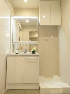 アルテール新宿 洗面室