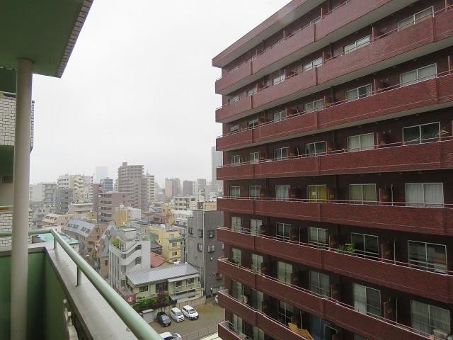 アルテール新宿 眺望