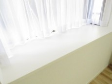 セザールアクアフロント勝どきイースト 洋室約5.0帖出窓