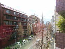 藤和渋谷常盤松ホームズ 眺望