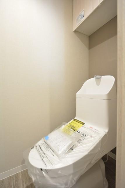 第18宮廷マンション トイレ
