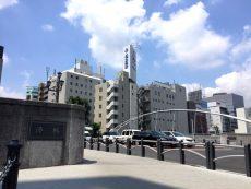 ラインコーポ箱崎 (1) 湊橋という橋のすぐ近くです!