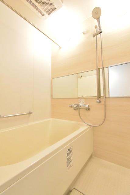 クレール八幡山 浴室