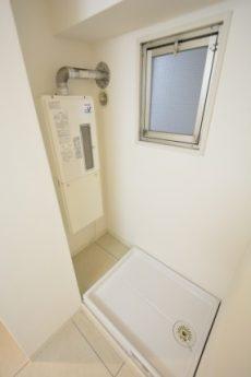 越前堀永谷マンション 洗面室