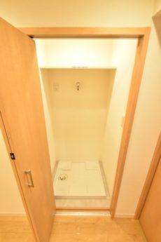 クレール八幡山 洗濯機スペース