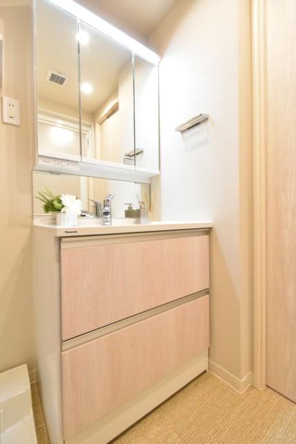セブンスターマンション東山 洗面室