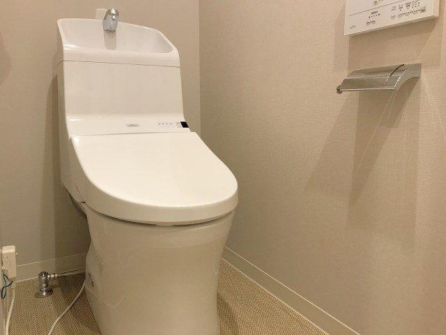 ペガサスマンション恵比寿 (52)トイレ