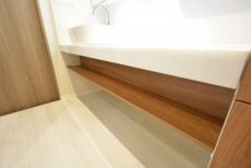 秀和第二南平台レジデンス 洗面室