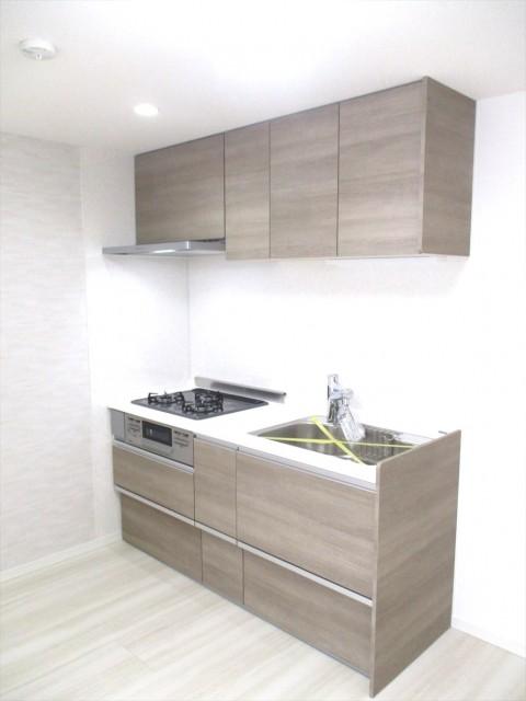 月島四丁目住宅キッチン
