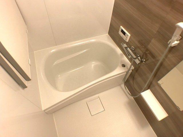 東建島津山南ハイツ 浴室