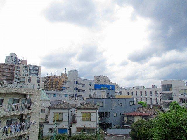 ローズハイツ仙台坂 バルコニー