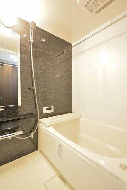 秀和築地レジデンス 浴室