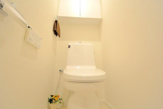 パイロットハウス北新宿 トイレ
