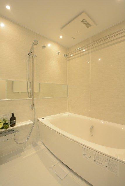 アトラス二子玉川園 浴室