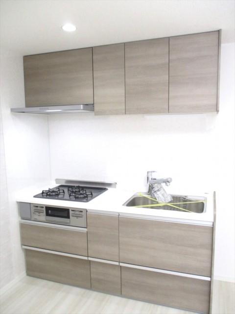 月島四丁目住宅キッチン2