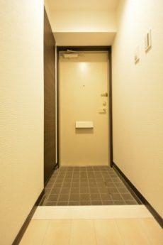 クレッセント目黒Ⅱ403 玄関