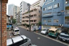 バルミー赤坂421 眺望
