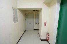 中銀南青山マンシオン202 廊下
