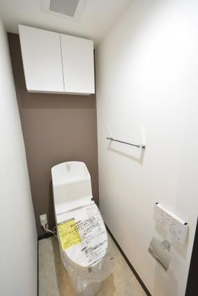 クレッセント目黒Ⅱ403 トイレ