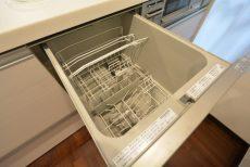 中銀南青山マンシオン202 食器洗浄機