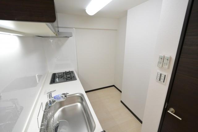 クレッセント目黒Ⅱ403 キッチン