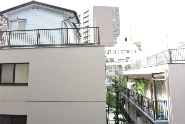 クレッセント目黒Ⅱ403 眺望